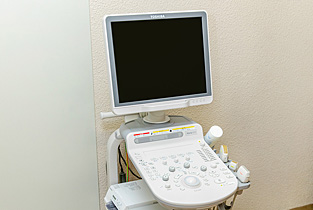 超音波(エコー)検査装置
