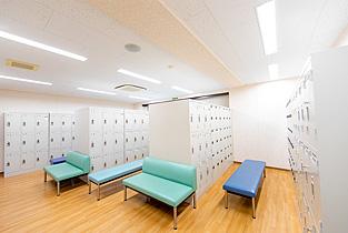 透析患者専用ロッカールーム